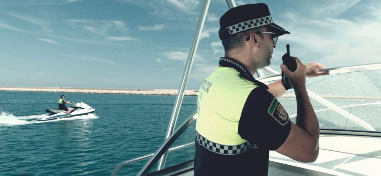 Vídeo corporativo Policía Local Dénia