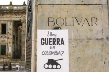 Hay guerra en Colombia Documental