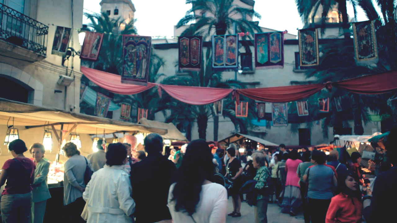 Mercado-Medieval-Alicante-video